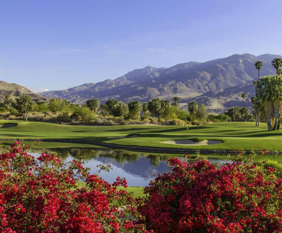 Golf Course in Indio, CA