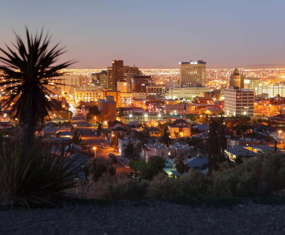 Downtown - El Paso, Texas