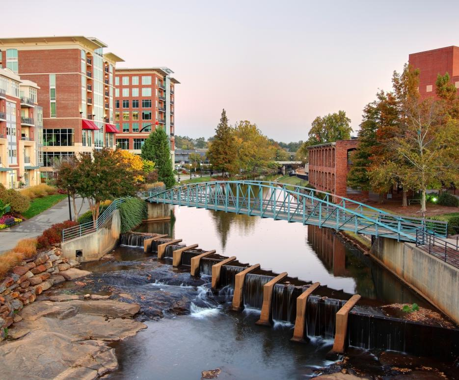 River - Greenville, SC
