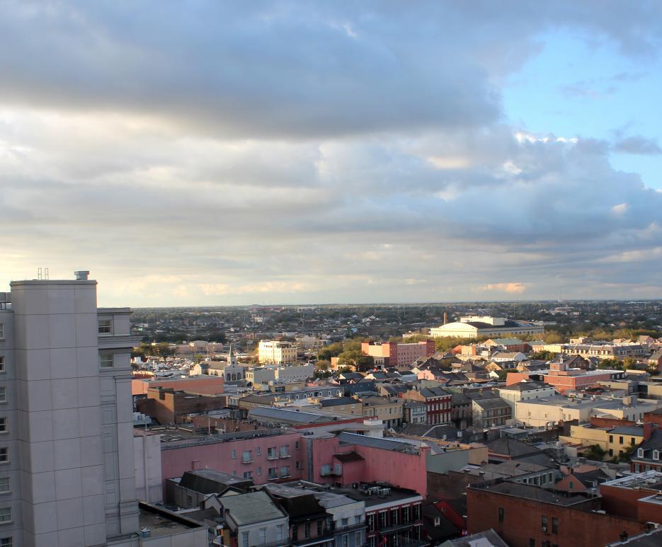Cityscape - Louisiana