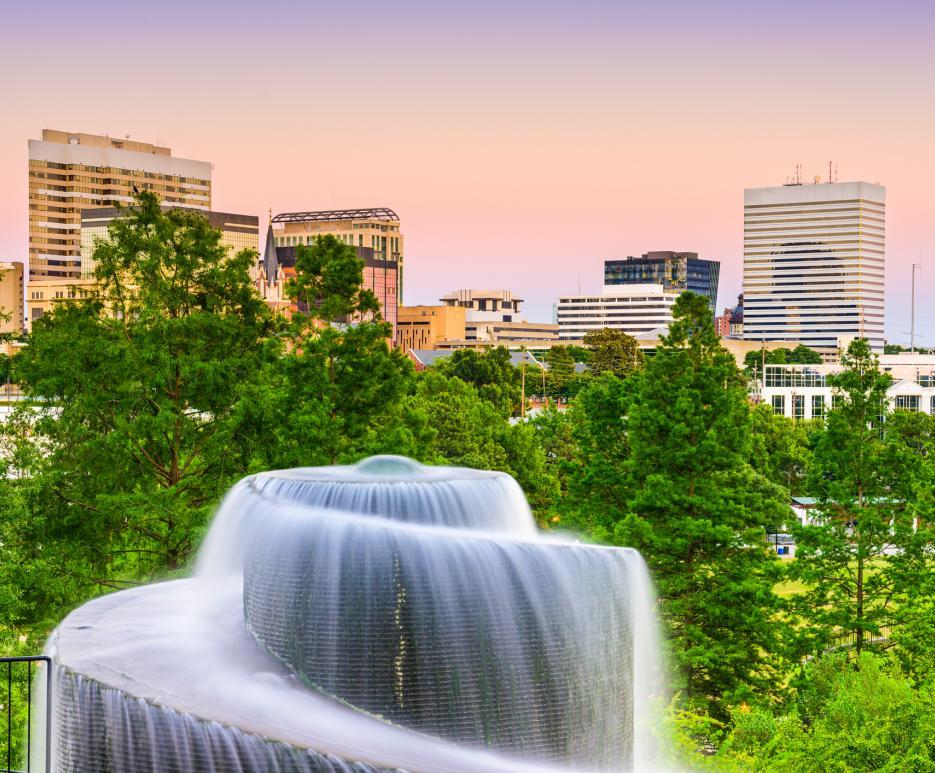 Cityscape - Columbia, SC