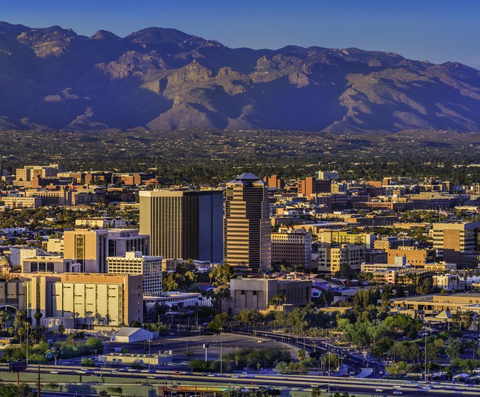 Cityscape - Tucson, AZ