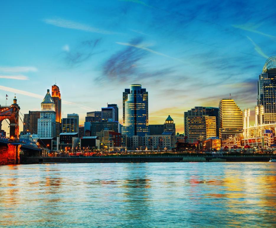 Cityscape - Cincinnati, OH