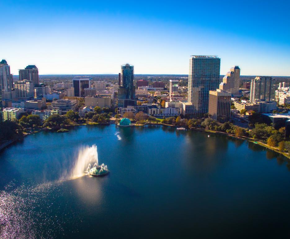 Cityscape Orlando