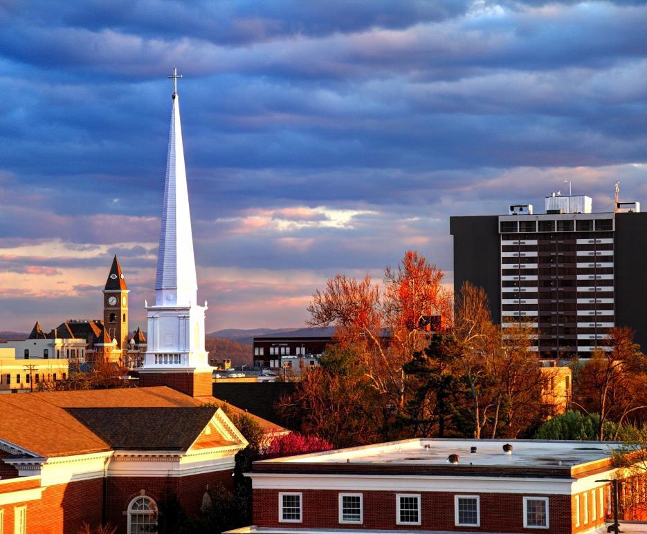 Cityscape - Arkansas