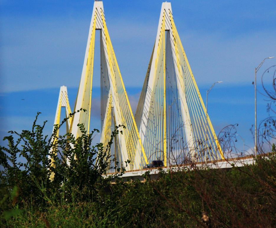 Fred Hartman Bridge - Baytown, TX