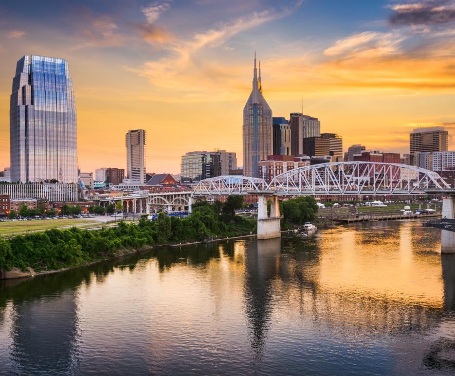 Cityscape - Nashville, TN