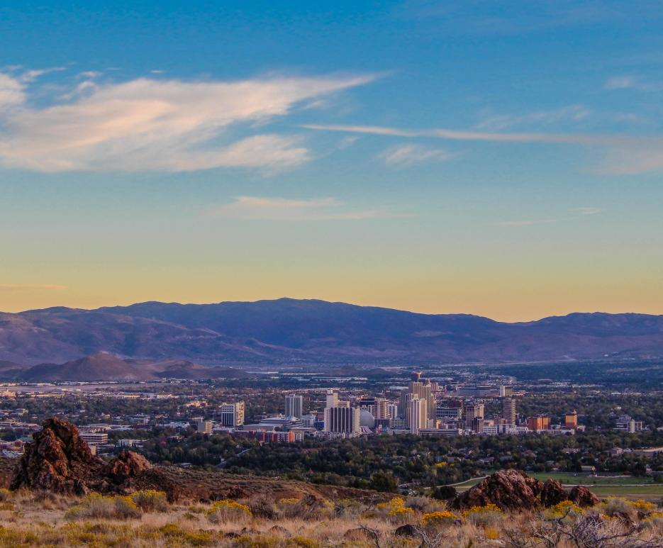 Cityscape - Reno, NV