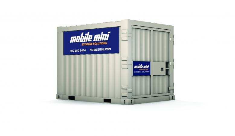 10 Standard Portable Storage Container Mobile Mini