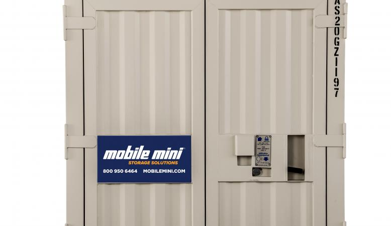 View of doors on Mobile Mini container thumbnail  sc 1 st  Mobile Mini & 40\u0027 Standard Portable Storage Container | Mobile Mini