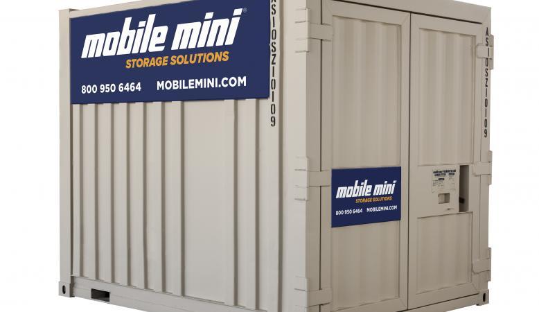 10' Standard Portable Storage Container | Mobile Mini