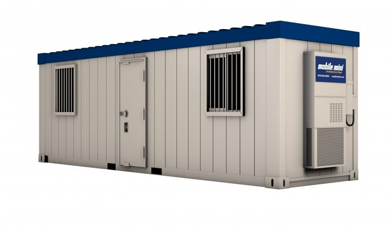 20 Standard Portable Ground Level Offices Mobile Mini