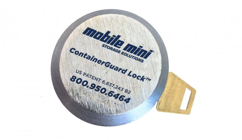ContainerGuard Lock - How much do portable storage units cost