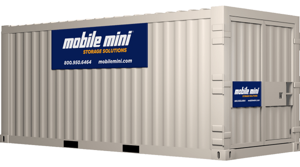Standard Width Storage & Shipping Containers   Mobile Mini