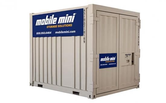 Standard Width Storage & Shipping Containers | Mobile Mini