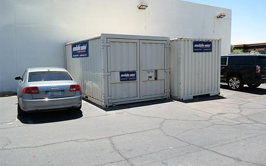 Extra-Wide Portable Storage Containers | Mobile Mini