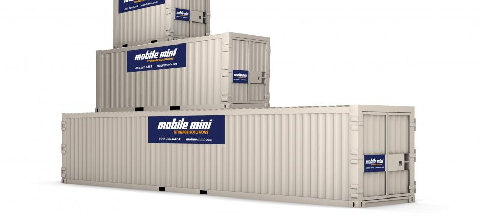 Extra wide Mobile Storage Containers Mobile Mini